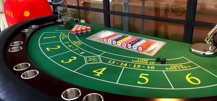Les dés dans les jeux de casino 2. Le Chuck-a-luck