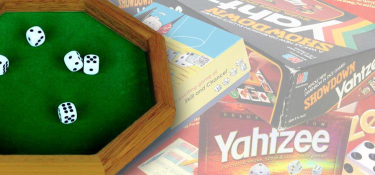 Le yams ou yahtzee : un jeux de dés royal, à portée de tous